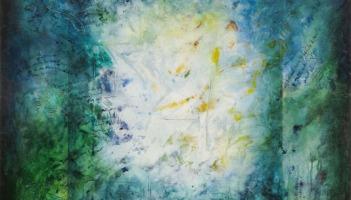 Breath, fresco painting