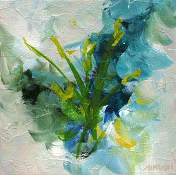Wildflower Path III by Marsh Scott